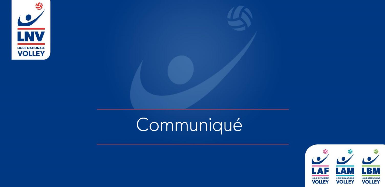Classement championnats de France 2020/2021